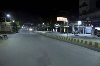 Gujarat government enforced night curfew in 29 cities