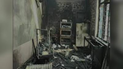 A Christian Missionary School burnt down after suspended six students