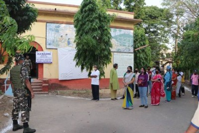 Lingojiguda by-election : voting in 57 polling stations commencing peacefully