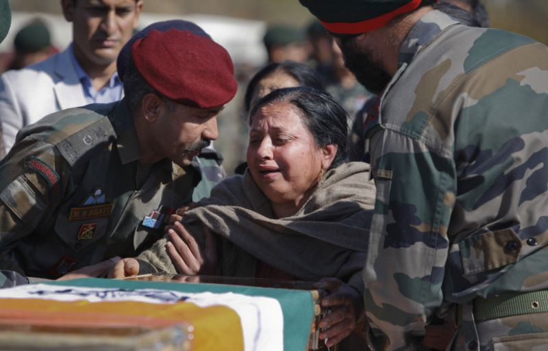Family members of martyred soldiers will be given Rs.50 lakhs, says Haryana government