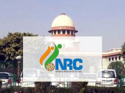 NRC has already been made for all the states, this is the actual NRC Agenda