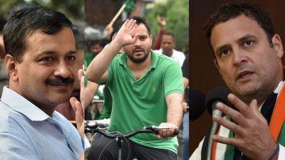 Muzaffarpur shelter home case: Tejashwi Yadav's Jantar Mantar protest; Rahul, Kejriwal likely  to join