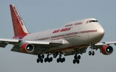 Air India connects Varanasi and Colombo
