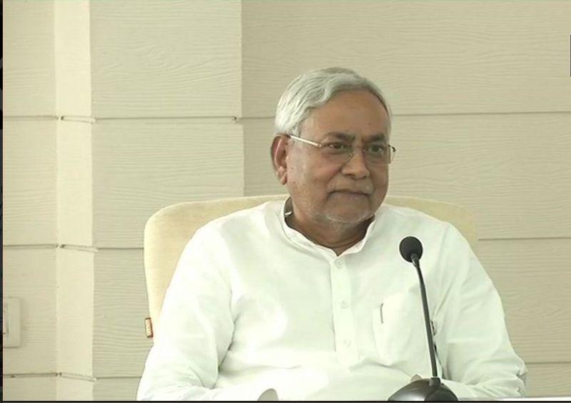 Bihar CM Nitish Kumar holds press conference on Muzaffarpur shelter home case