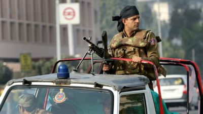 5 terrorists threaten to attacks on Independence Day, Intelligence agencies on high alert