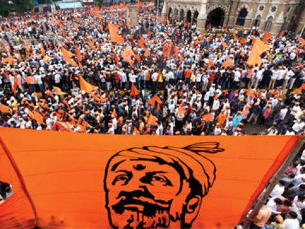 Maratha Sangh protests in entire Maharashtra except for Navi Mumbai