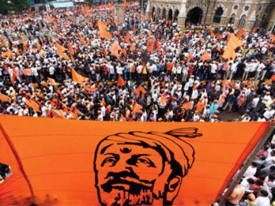 Maratha Sangh protests in entire Maharashtra except for Navi Mumbai