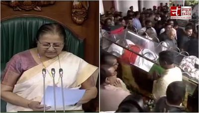 Rajya Sabha and Lok Sabha remembers Karunanidhi as