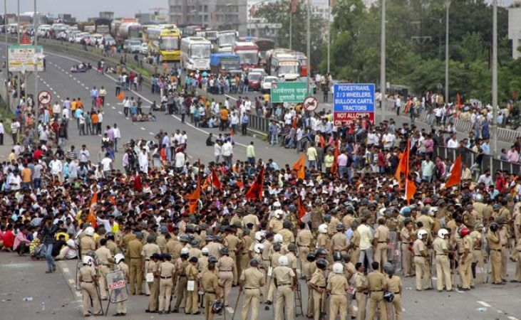 Maharashtra Bandh: Security will be strengthened, social media will be monitored today