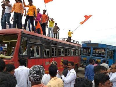 Maharashtra Bandh Live : Internet services  suspended in 7 tehsils of Pune district