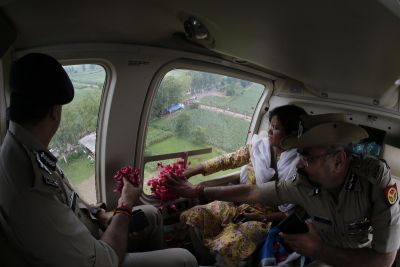 Rose petals row: Administration respects all religions, Prashant Kumar ADG