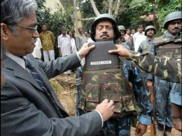 Indian Soldiers will now get the protection from lightweight Bulletproof jackets