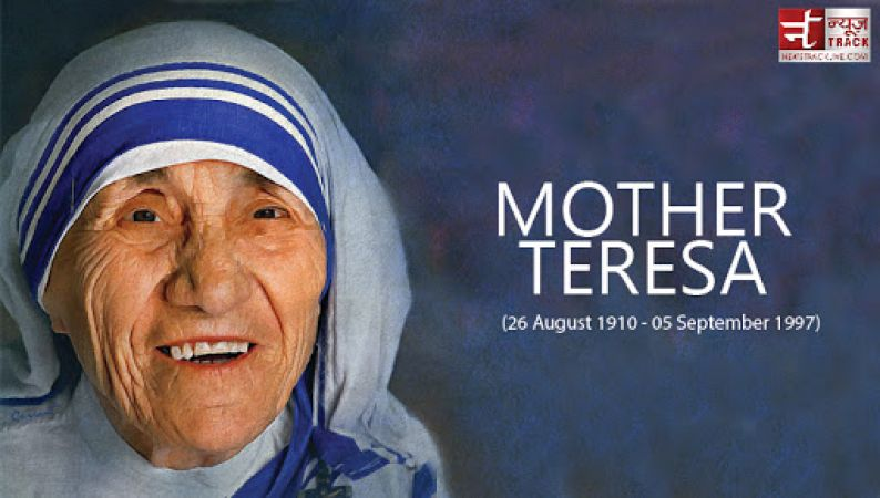 Mother Teresa, a Sister who became Mother of  helpless and sick people