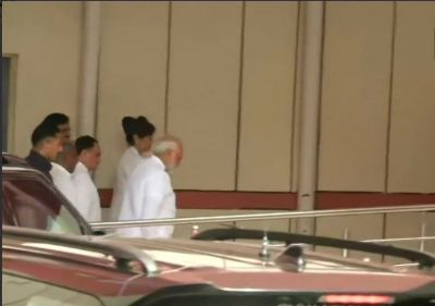 Atal Bihari Vajpayee Live updates:PM Narendra Modi arrives at AIIMS