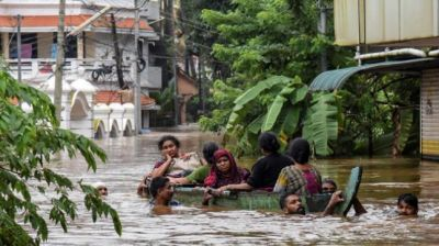 Kerala flood: MLA cries for help asking Modi to send Helicopter to save 5000 lives