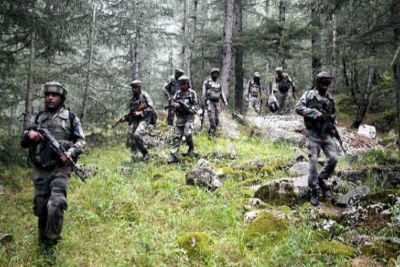 Indian Army encounters one terrorist in Jammu and Kashmir, five more terrorists targetted