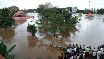 Damage of 21 thousand crore rupees estimated in Kerala floods