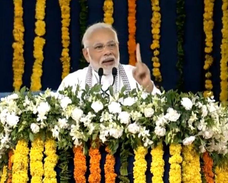 PM Modi gifts on Rakhi to Gujarat