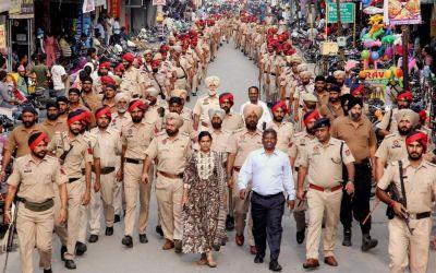 Thousands of followers of Gurmeet Ram Rahim Singh have been gathered in Panchkula