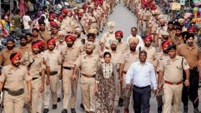 Ram Rahim case: The High Court strictly said - If necessary, force should be used for security