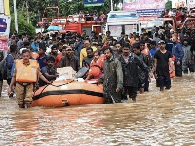993 people died in 5 states, 17 lakh people became refugees  in 5 states due to flood