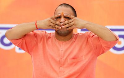 CM Yogi Adityanath vows Strict Action Against Cow Slaughter