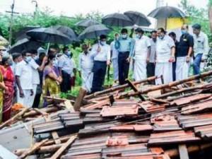 11 State Ministries in deputation of Burevi hit Tamil Nadu