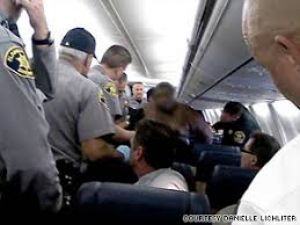 Airlines will have to pay a heavy fine if misconduct  found with passengers