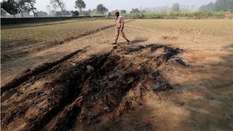 Bulandshahr Violence:  SSP transferred six days after the mob aggression that killed 2