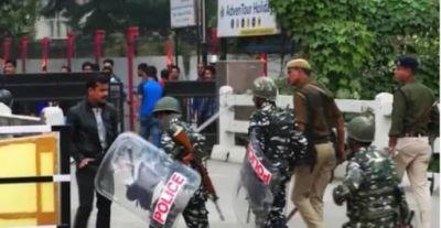 Flame on citizenship bill in Assam, 1 newborn killed 20 injured