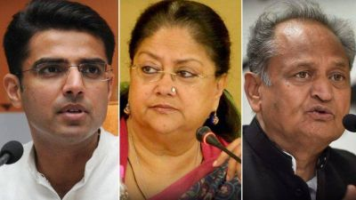 Rajasthan Assembly Election Results 2018: Vasundhara Raje,Ashok Gehlot, Sachin Pilot win from their respective seats
