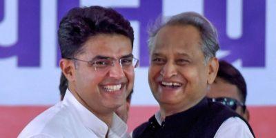 Ashok Gehlot to be the new CM of Rajasthan,  Deputy CM designate Sachin Pilot
