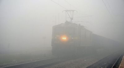 Trains hold up, rescheduled due to low visibility in Delhi