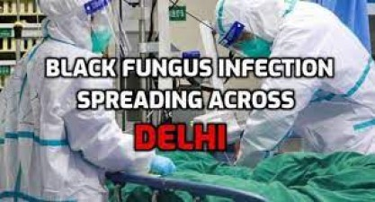 Black Fungal infection linked to Covid 19 appears across Delhi Hospitals