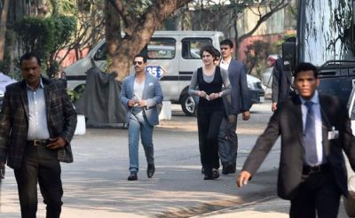 Robert Vadra case: Enforcement Directorate detained two persons