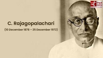 Remembering Chakravarti Rajagopalachari on his 48th death Anniversary