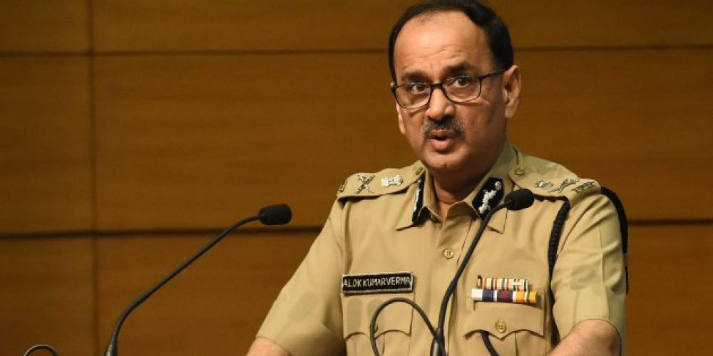 Alok Verma took charge as the Chief of CBI