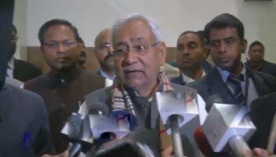 Budget '18: CM Nitish  praises the healthcare schemes