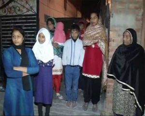 Earthquake in North India, Residents spent their Night outside the home