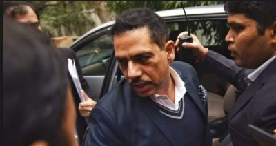 Robert Vadra appeared before the Enforcement Directorate (ED) for the third time