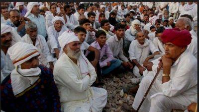 Gujjar Community Dharna: 3 member committee of Govt. will meet the Gujjar community leader