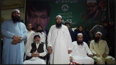 26/11 accused mastermind Hafiz Saeed `Kashmir Solidarity Day` rally, India strong protest against this