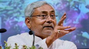 Bihar CM Nitish Kumar raised question on 'Demonetisation'