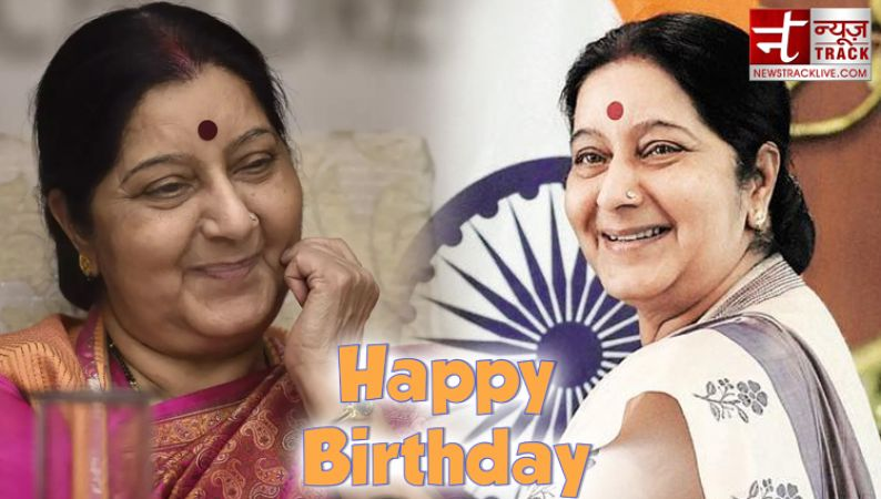 Birthday Special: Sushma Swaraj, Know her journey in political career