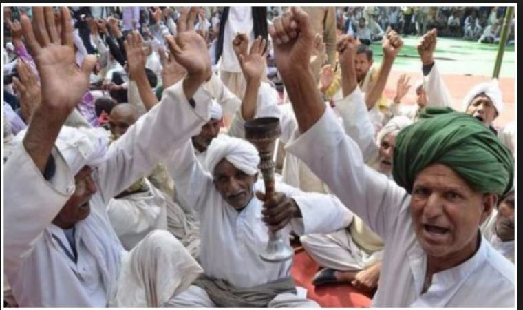 Rajasthan Assembly passed a bill to grant five per cent reservation to Gujjars Community