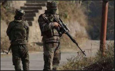 LeT two terrorists killed in an encounter in J&K