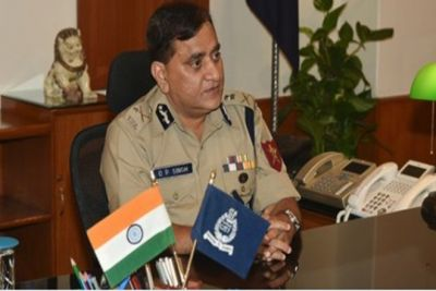 UP DGP terms Kasganj violence as a 'group clash'
