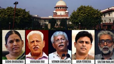 Supreme Court overlooks High Court order in Bhima Koregaon Case and pronounces a decision