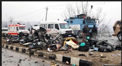 NIA and the NSG preliminary investigation state RDX may not have been used on the CRPF convoy