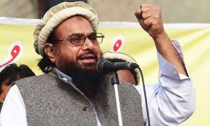 Hafiz asks Pak's government to remove his name from list, and let him exit